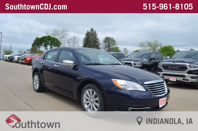 Certified Pre-Owned 2014 Chrysler 200 Limited