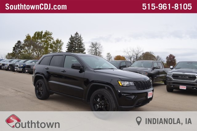 Certified Pre-Owned 2019 Jeep Grand Cherokee Upland