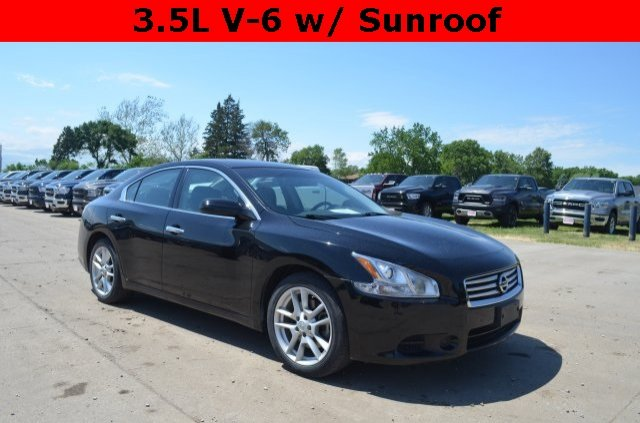 Pre Owned 2014 Nissan Maxima 3 5 S 4dr Car In Indianola 9930271
