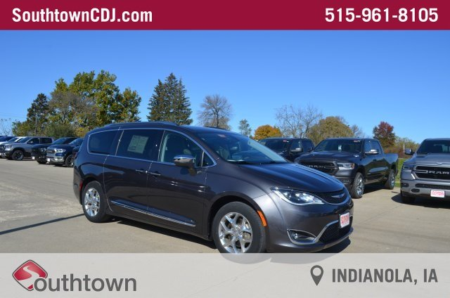Certified Pre-Owned 2019 Chrysler Pacifica Limited