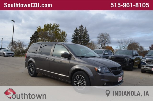 Certified Pre-Owned 2018 Dodge Grand Caravan SE Plus