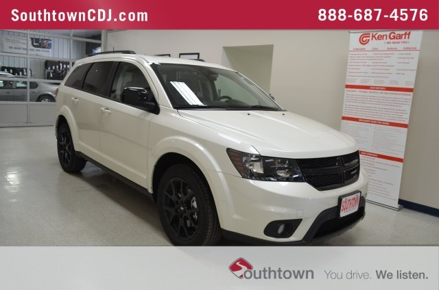New 2018 Dodge Journey Gt Sport Utility In Indianola 8320320