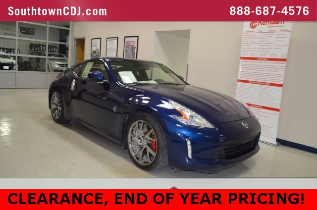 Pre Owned 2016 Nissan 370z Sport