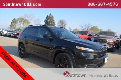 Certified Pre-Owned 2016 Jeep Cherokee High Altitude
