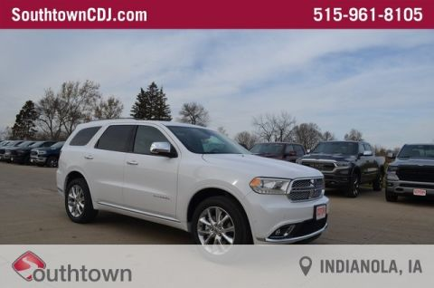 New 2020 DODGE Durango Citadel