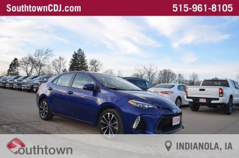 Pre-Owned 2017 Toyota Corolla L